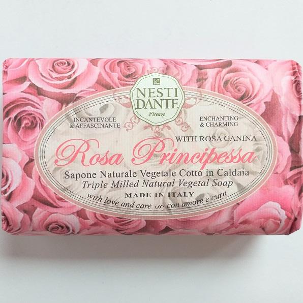 Luxusní mýdla Nesti Dante Italy